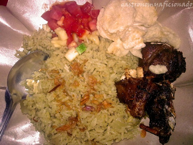 QuikSkoop™ : Nasi Kebuli H. Ali