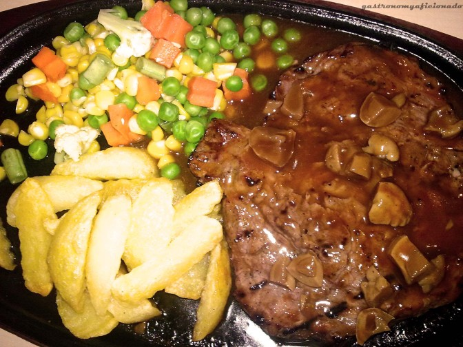 Restaurant Review: Alibaba Steak