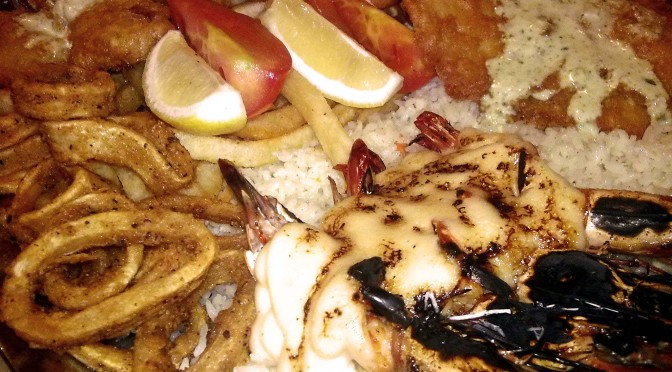 Restaurant Review: Manhattan Fish Market