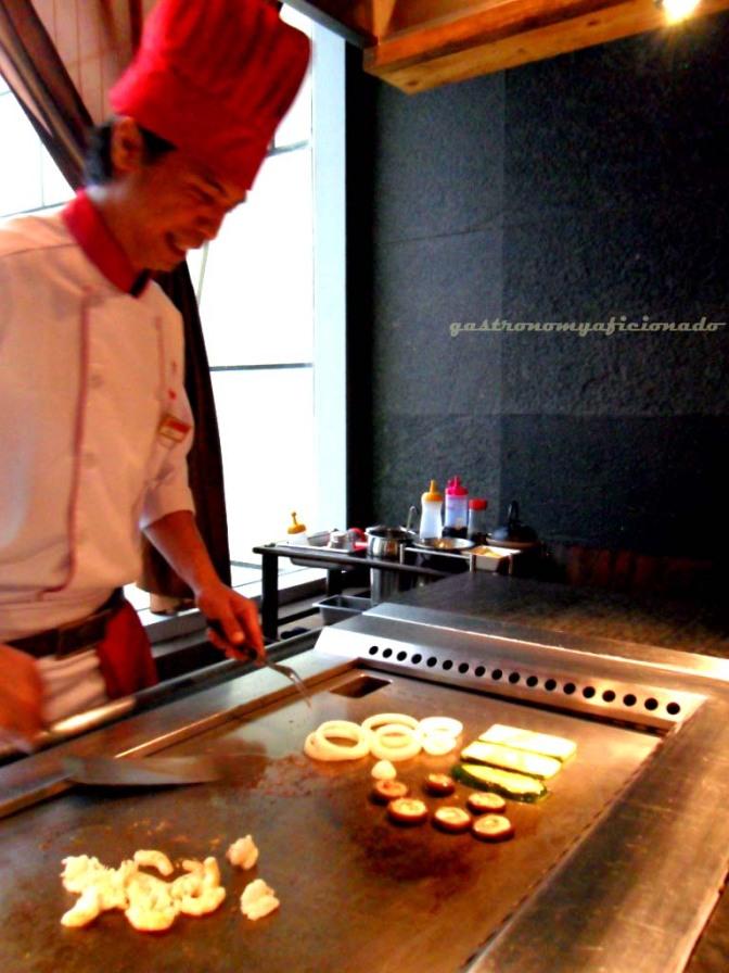 Restaurant Review: Benihana (Time Out Jakarta, December 2010)
