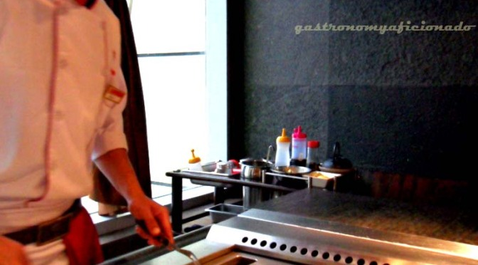 Restaurant Review: Benihana (Time Out Jakarta, December 2010)