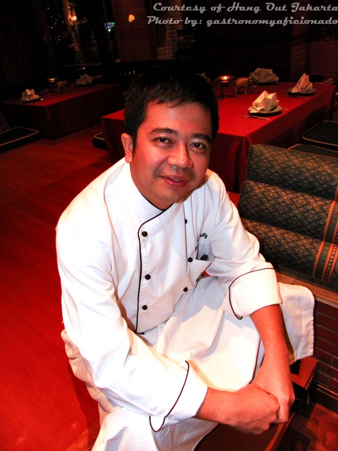 Chef On The Block: Executive Chef Firdaus Fadly (HOJ, May 2011)