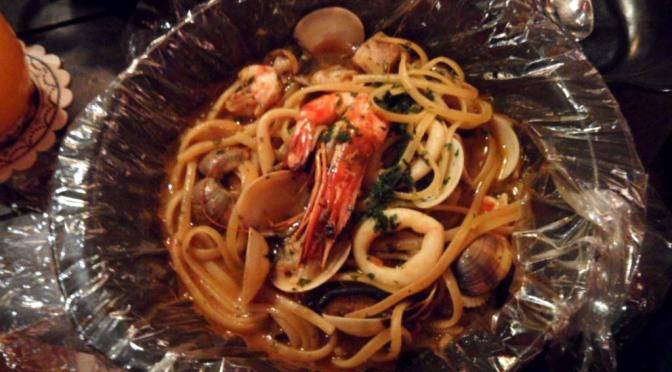 Restaurant Review: Ocha & Bella (HOJ, July 2011)