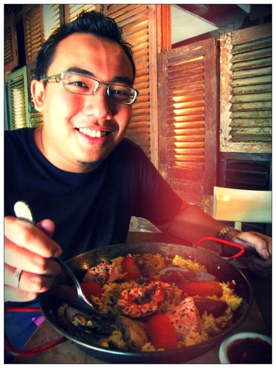 Interview with Jakarta Globe: My Jakarta – Rian Farisa [Food Blogger] (August 18, 2012)