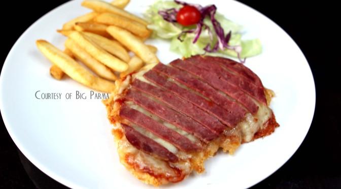 Restaurant Review: Big Parma [CLOSED]