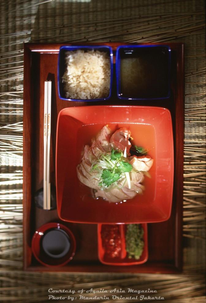 Restaurant Review: Cinnamon (Aquila Asia, Sep-Oct 2011)