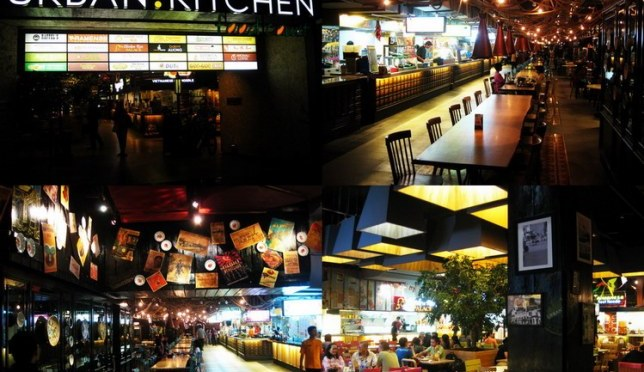 Food Court: Urban Kitchen, Plaza Indonesia (Hang Out Jakarta, August 2011)