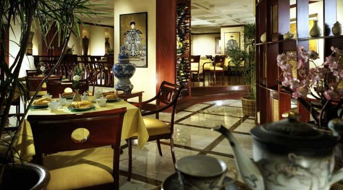 Restaurant Review: Dragon Court