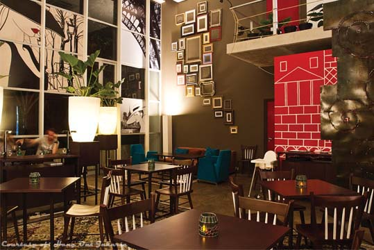 Restaurant Review: Madeleine Bistro (Hang Out Jakarta, October 2011) (1/2)