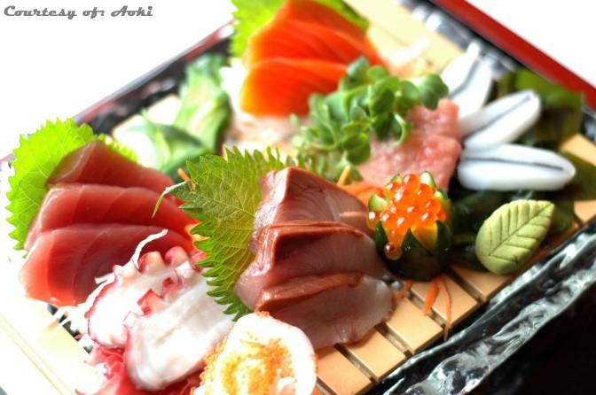 Restaurant Review: Aoki (Aquila Asia, Nov-Dec 2011)