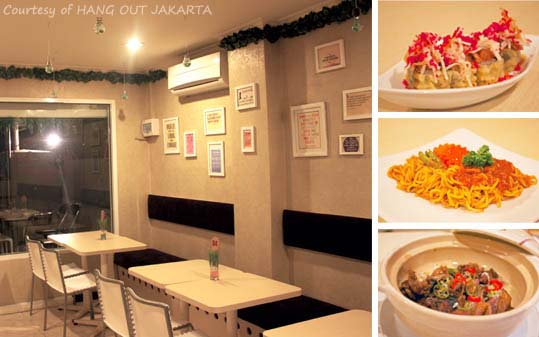 Restaurant Review: Nuria's Deli (Hang Out Jakarta, February 2012) [CLOSED]