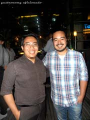 The Multicultural MasterChef, Adam Liaw (Hang Out Jakarta, January 2012)