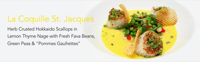 Menu Restaurant Mikael Feval Aix En Rovence