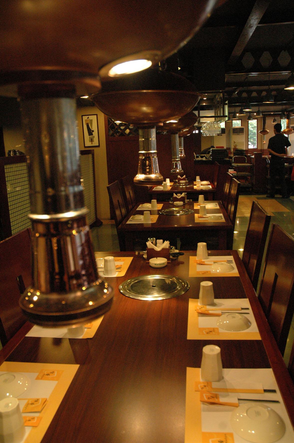 Restaurant Review Gahyo Kabare May 2012
