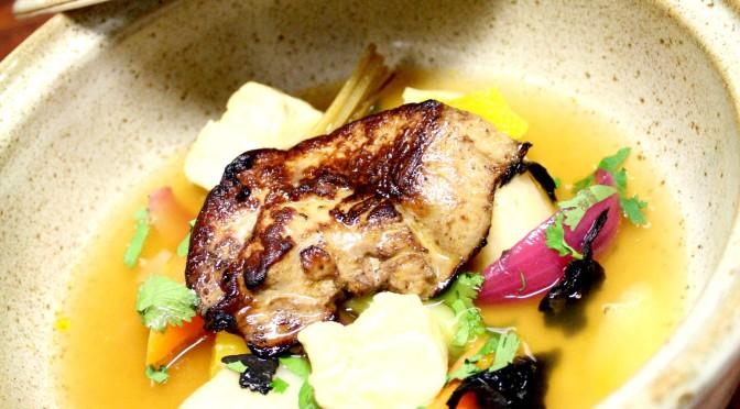 The Haute Cuisine Experience: Pengalaman Bersantap Hidangan a la Michelin-starred Chef (Kabare, May 2012)