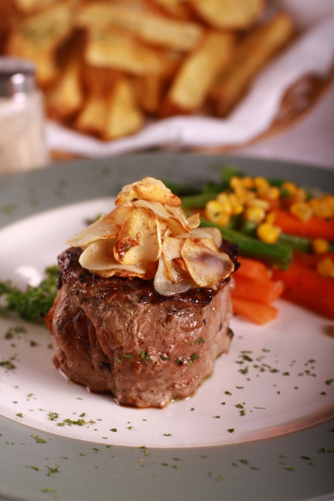 Restaurant Review: Super Steak (Kabare, June 2012)