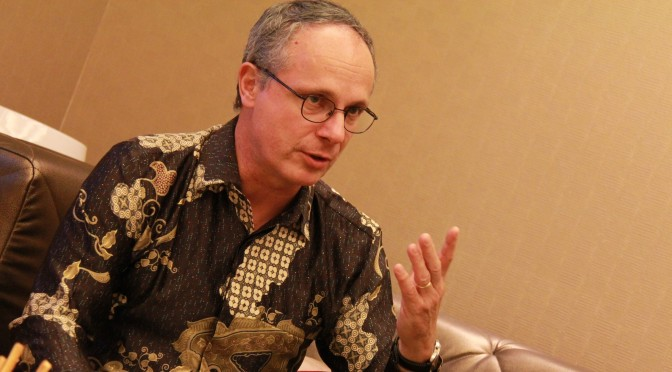 Jean-Luc Chretien: Putting a foot wrong can be step on ladder of success (Jakarta Post – June 23, 2012)