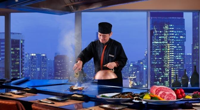 Restaurant Review: Kahyangan (Teppanyaki)