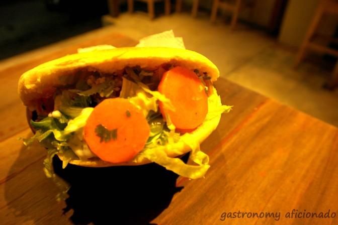 QuikSkoop™: Happy Falafel