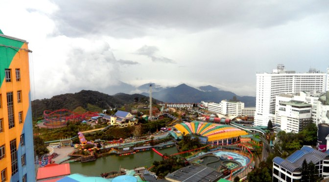 Staycation: First World Hotel – Genting, Malaysia (Resorts World)