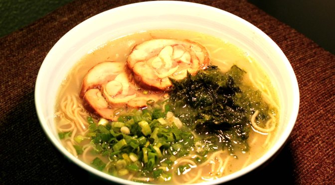 Restaurant Review: Marutama Ramen (2012)
