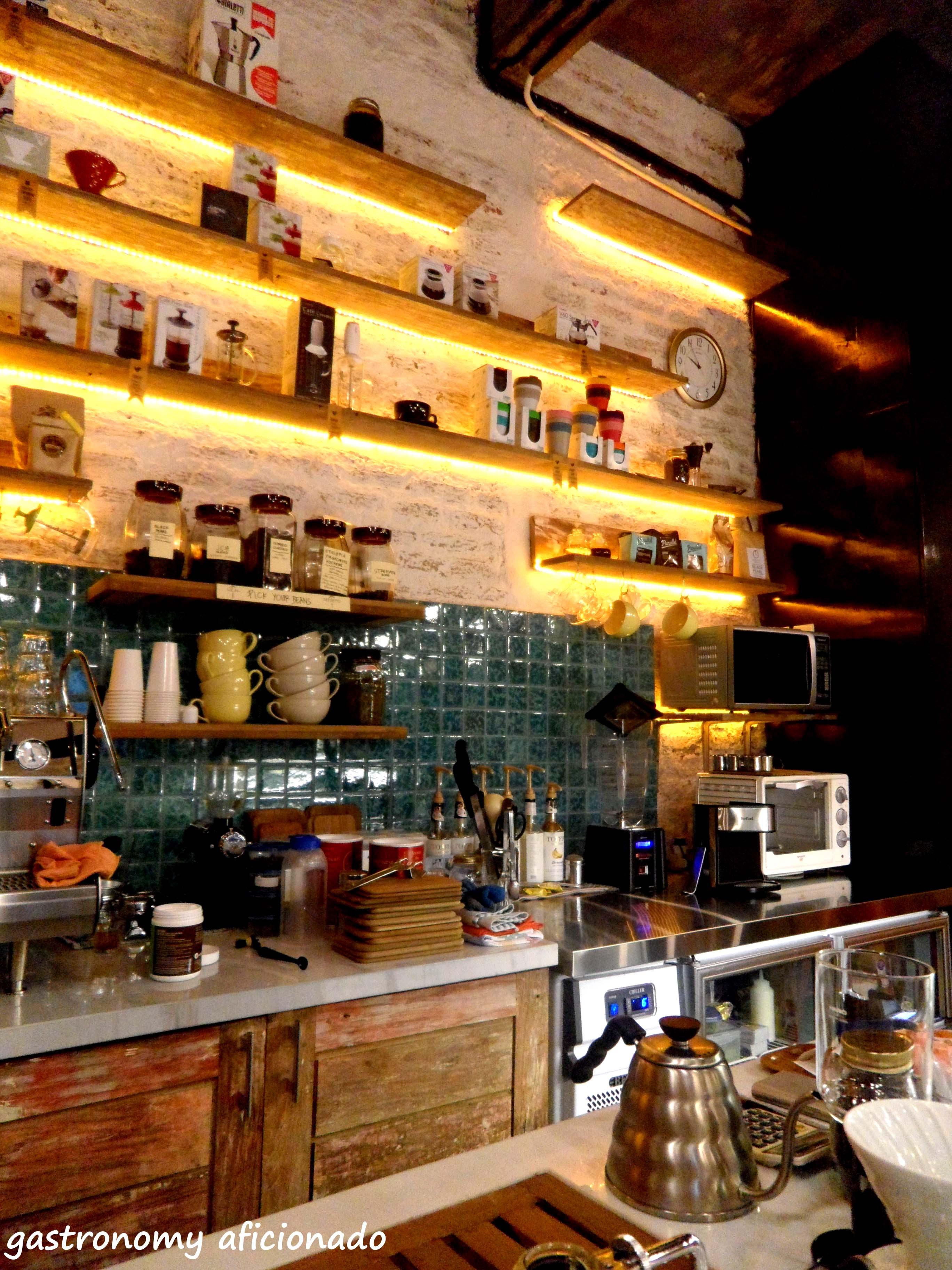 Kahvehane Noahs Barn Coffeenery The Gastronomy Aficionado