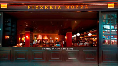 MBS - Osteria Mozza and Pizzeria Mozza Exterior