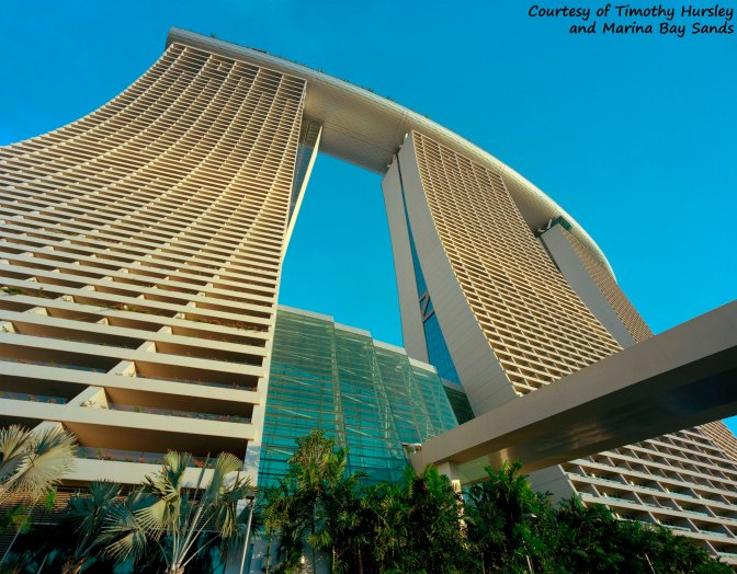 Staycation: Marina Bay Sands – Singapore (Sands Group) (Kabare, November 2012)