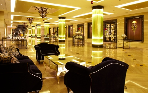 The Trans Hotel - The Grand Ballroom Foyer