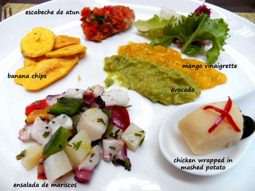 Tropical Food Appetizer Recipes