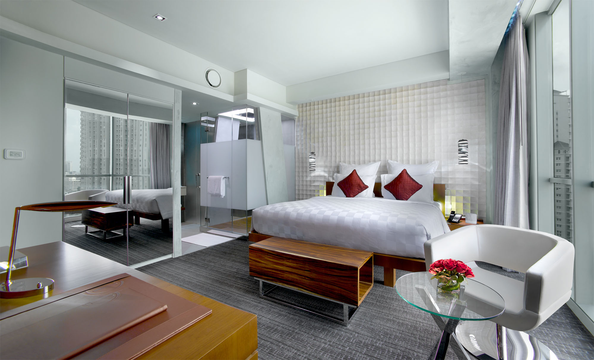 Staycation Pullman Central Park Jakarta Indonesia Accor
