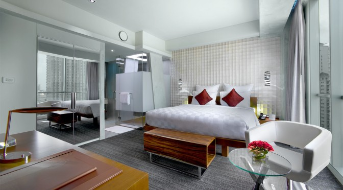 Staycation: Pullman Central Park – Jakarta, Indonesia (Accor) (Kabare, January 2013)