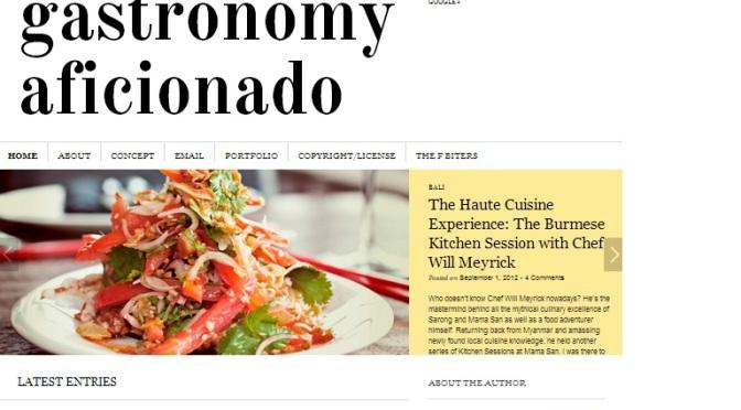 Food Blogging: Hobby, Idealisme, Jurnalisme Tentang Rasa (Fimela – September 21, 2012)