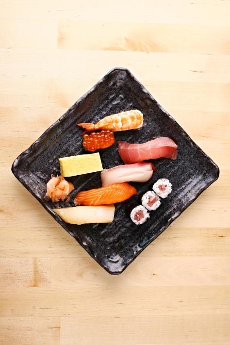 SSB - Assorted Sushi 1