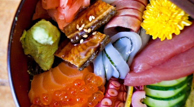 Restaurant Review: Standing Sushi Bar