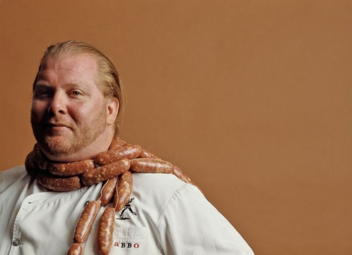 Mario Batali - Self Portrait 2