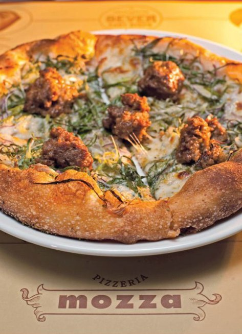 Mario Batalia - Pizzeria Mozza