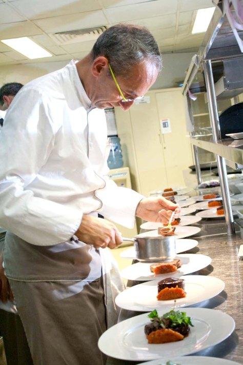 Michel Portos - Preparation