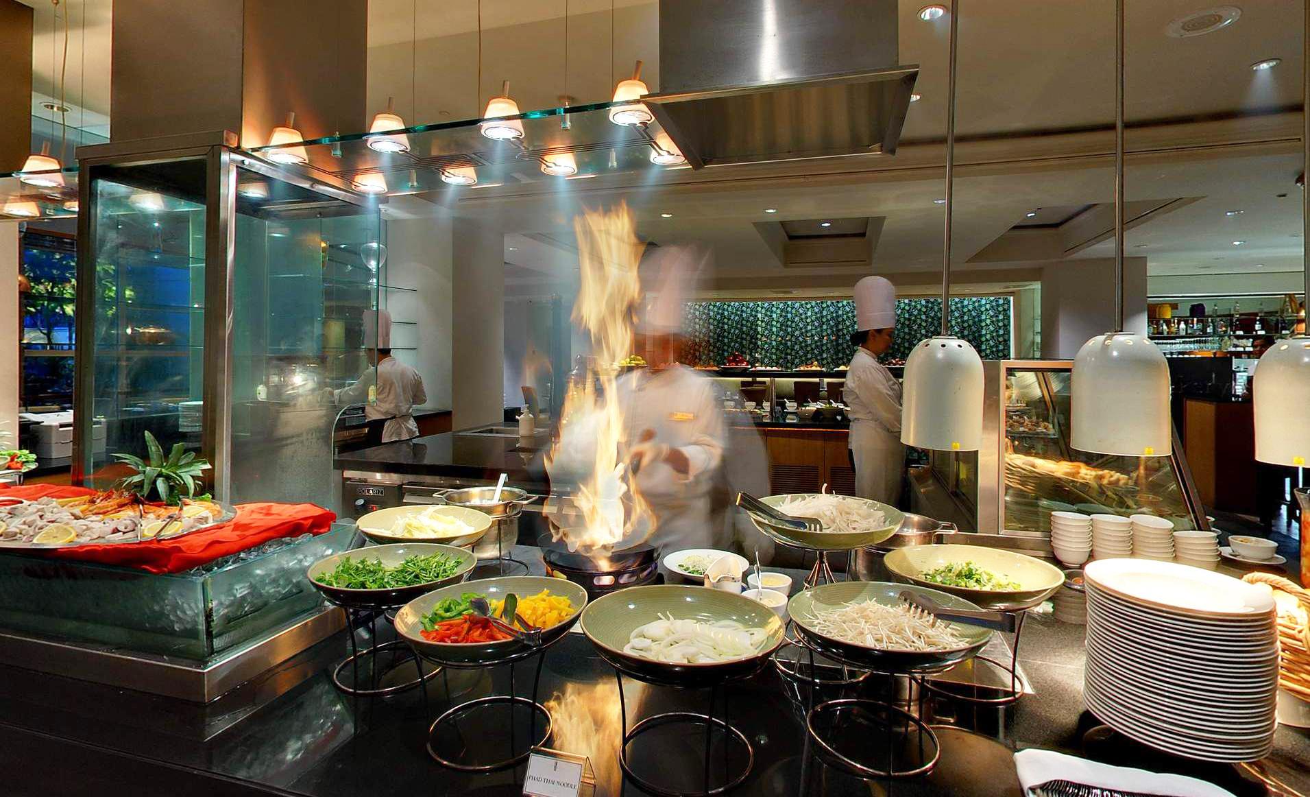Le Vitalis Restaurant Paris