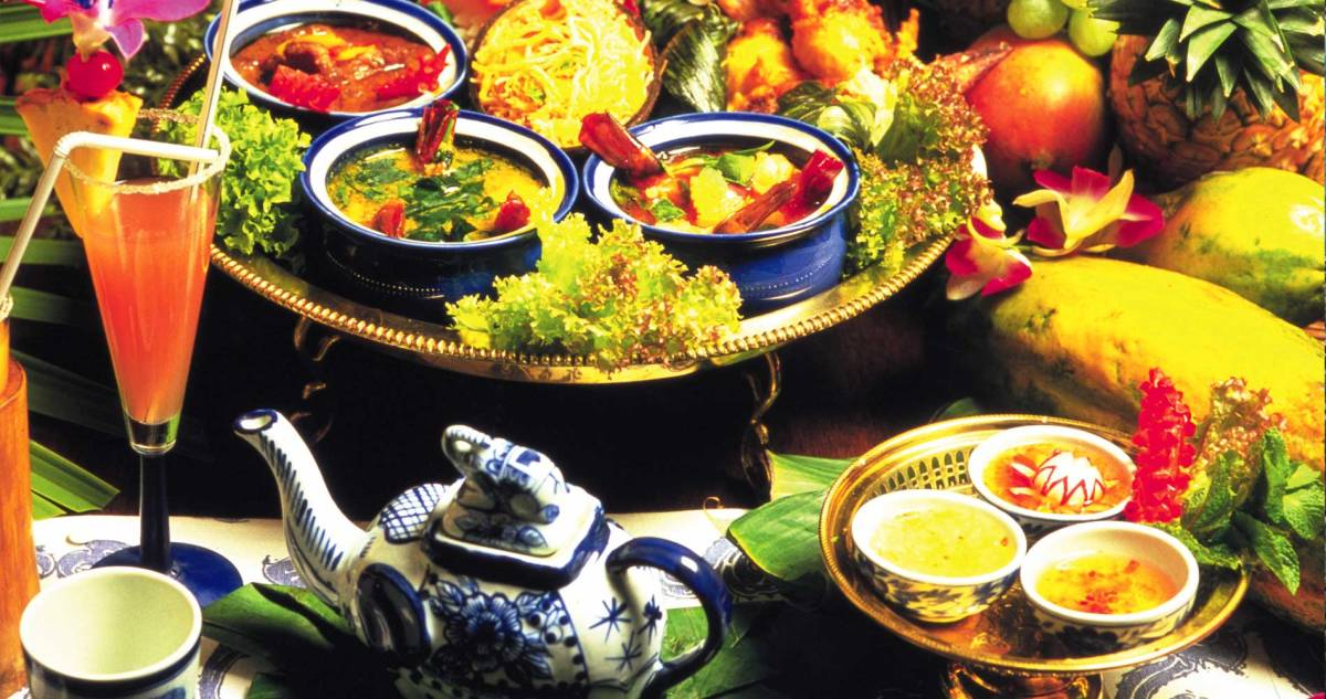 Indochina Food Recipes