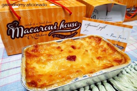 Macaroni House - Macaroni!