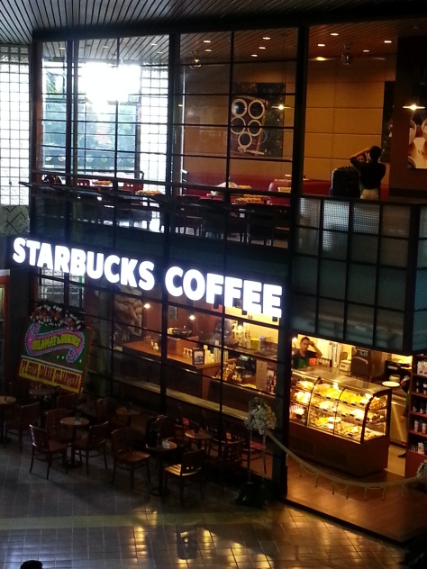 Starbucks Gambir Outlet