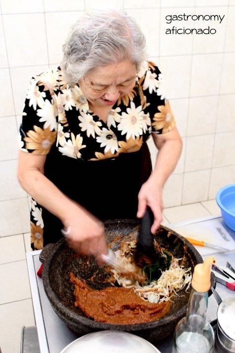Grandma Tan