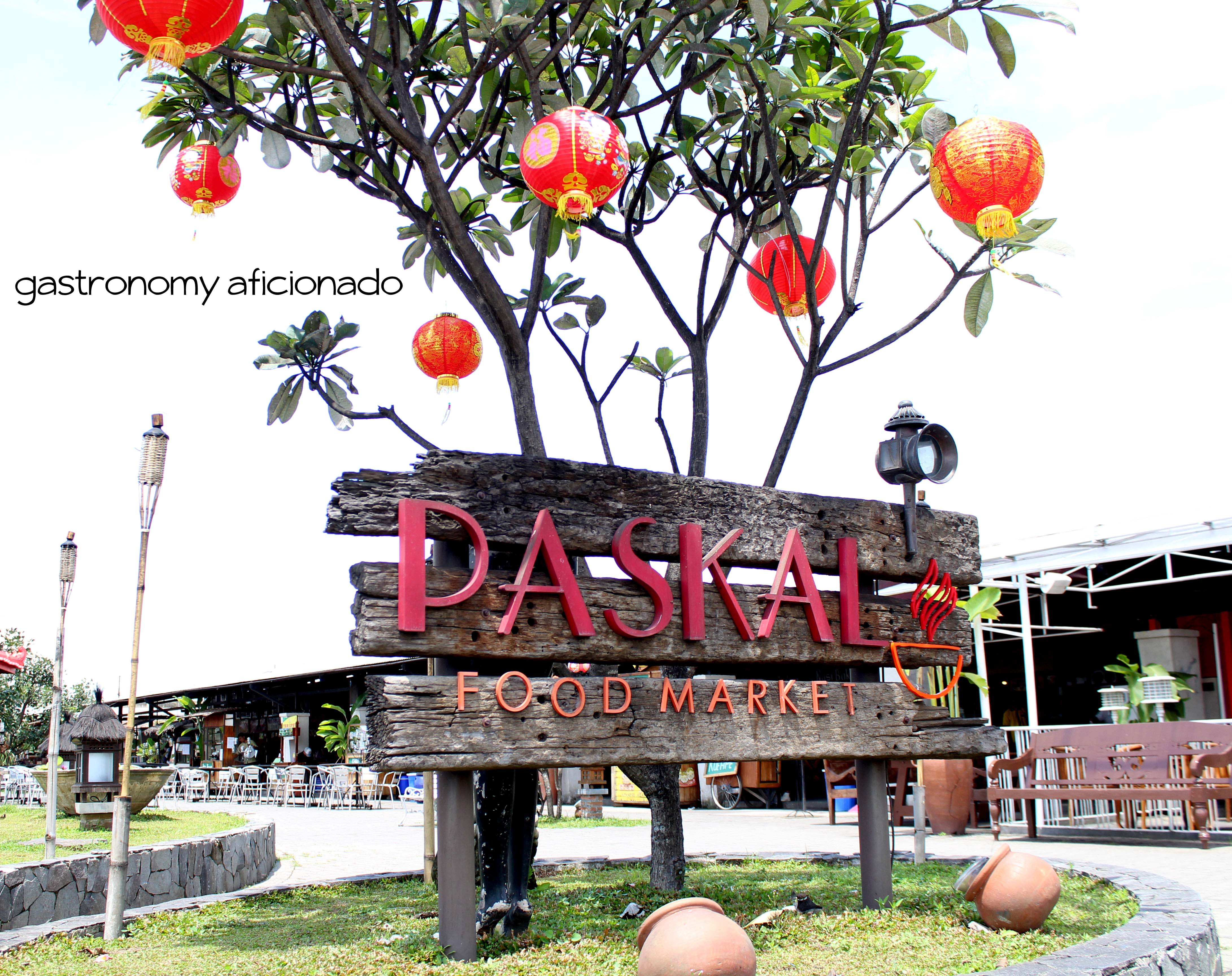 Khas Makanan Bandung Paskal Hypersquare Signboard