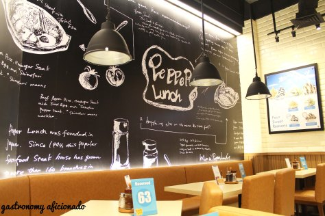 Pepper Lunch Citos New Branch