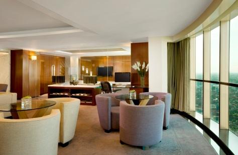 Sheraton Surabaya - Club Lounge
