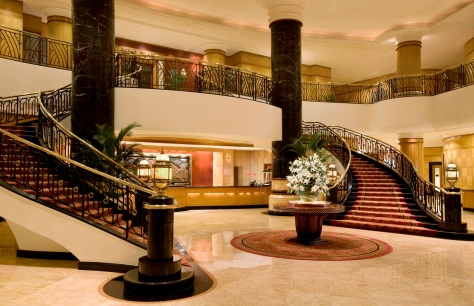 Sheraton Surabaya - Lobby