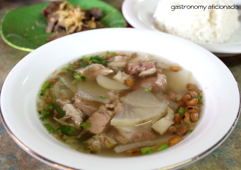 Khas Makanan Bandung Soto Bandung Ojolali Soto Bandung