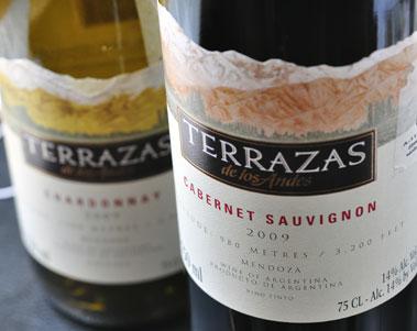 Terrazas Wine Dinner