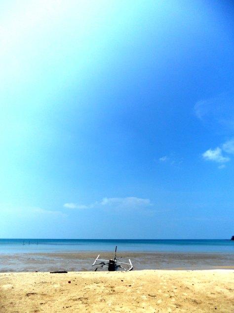 Belitung Timur - Pantai Burung Mandi 2